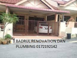 Renovate rumah . taman greenwood