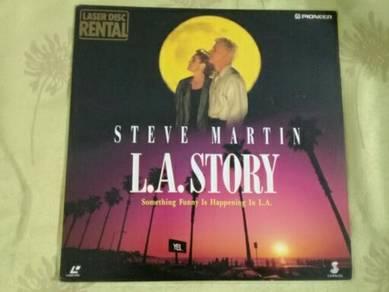 119 Laser disc L.A.STORY not lp ep