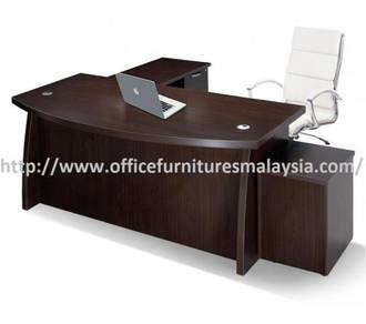 7ft Modern CEO Director Table-Desk Set OFMQX2100-3