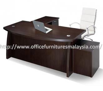 7ft Modern CEO Director Table-Desk Set OFMQX2100-3