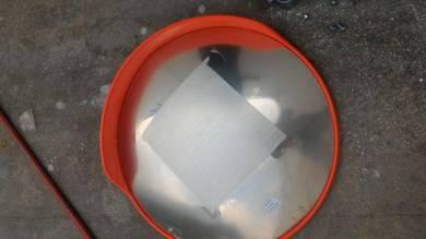 PC Acrylic convex mirror 1200 mm outdoor