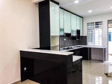 Kitchen cabinet/wardrobe;hillpark puncak alam