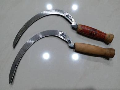Pisau Sabit England NOS knife keris duit bsa okapi