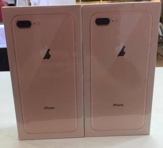 New iPhone 8 Plus 64GB. Hargaa 13OO sajaa