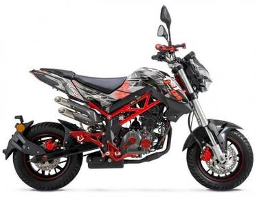 Benelli TNT 135i -Limited Edition- Low Downpayment