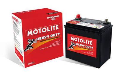 MF Battery MOTOLITE Ns40ZL Myvi Viva Axia Alza