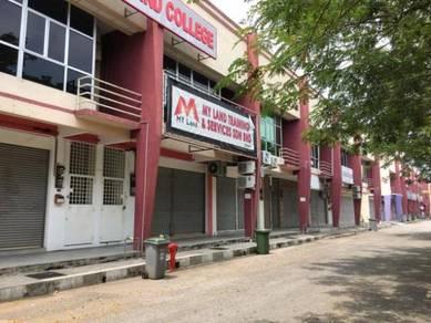 2 Storey Shop Lot Taman Angkasa Nuri ,Durian Tunggal Melaka