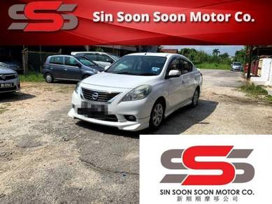 Used Nissan Almera for sale