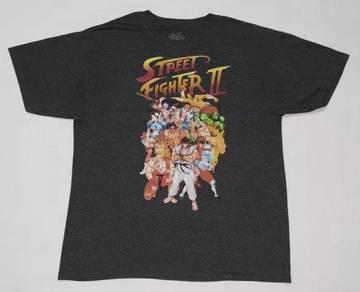 Street Fighter II Shirt (SIZE XL)