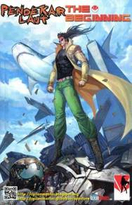 Komik Pendekar Laut The Beginning - Special