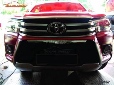Toyota Revo Front Bumper Guard Protector