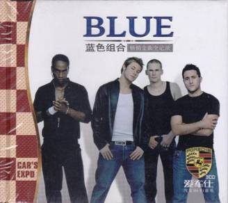 IMPORTED CD BLUE Best Seller Greatest Hits 3CD