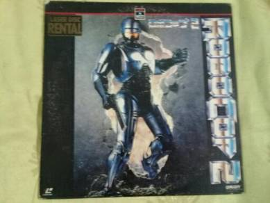 119 Laser disc ROBOCOP 2 not lp ep