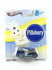 Hotwheels Pop Culture Pillsbury Quick D-Livery