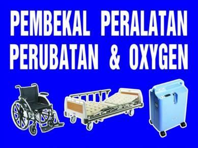 Wakaf Beli Jual Sewa Katil Hospital Bed Rent