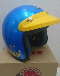 Sgv special ceria blue helmet