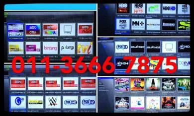 HIT PREMIUM MSIA hot tv box new android hd iptv