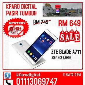 ZTE-Blade -A711- fingerprint