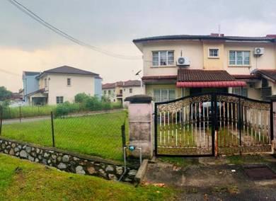 [2875sf] CORNER 2 Storey Terrace House, Taman Kesumba, Anggerik Rawang
