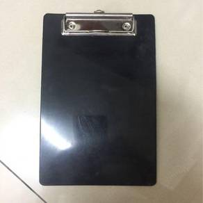 Bill / paper holder with clip