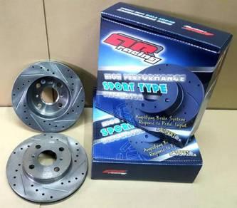 AR Racing Disc Rotor For Proton Iriz Year 14-19