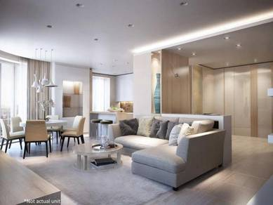 Move In Condition Unit Secoya Residences Pantai Sentral Park Bangsar