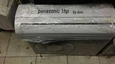 Aircond Panasonic (terpakai) 1a