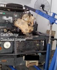 Overhaul Engine Land Rover Defender