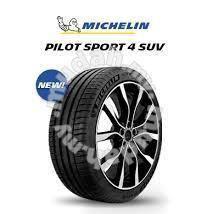 Michelin pilot ps4 SUV 255/45/20 new tyre tayar 20