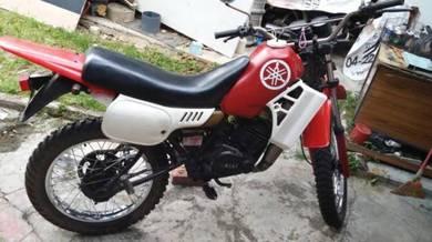 Yamaha dt 125cc (fully refurbished)