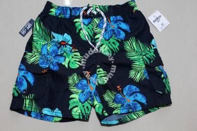 OshKosh Palm Swim Trunk