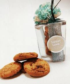 Biskut mini chipmore door gift rm18/kg