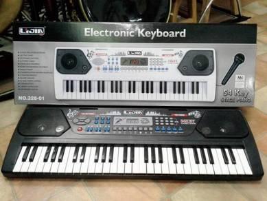 54 Keys Keyboard Piano (328-01)