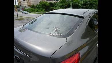 Nissan Almera Glass Spoiler