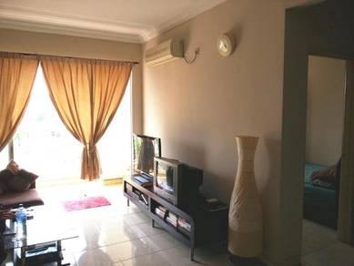 [Renovated Kitchen Cabinet] Koi Tropika Condominium Puchong Full Loan
