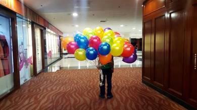 Balloon Helium For Door Gift 00051