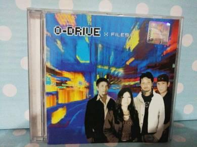 CD O-Drive - X Files
