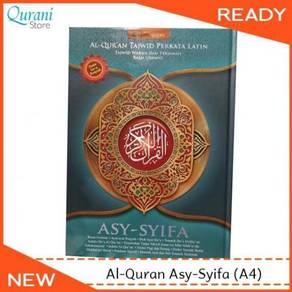 Al-syifa quran rumi usir setan bota kanan