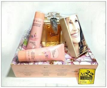Gift set perfumes