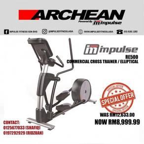 Cross Trainer RE500 IMPULSE Commercial Gym Eq
