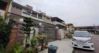 Taman Puteri Wangsa Double Storey Terrace House FOR SALE