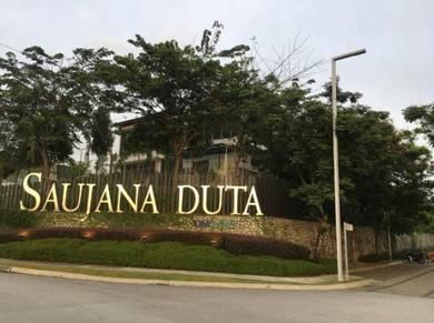 Seremban 2 Saujana Duta On Hill Top Semi-d Corner Good Viewqa