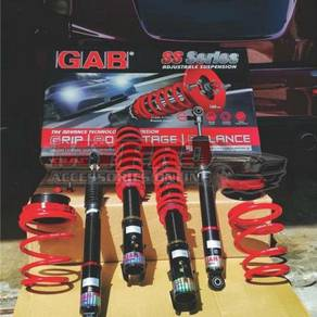 PEROUA New Myvi 2018 GAB SS Soft Hard Adjustable