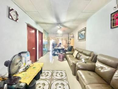 FACING OPEN!! Single Storey Terrace Jln Jururawat Glenmarie Shah Alam