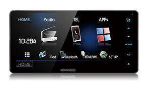 Kenwood ddx 716 wbt toyota oem dvd monitor