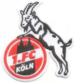 Bundesliga FC Koln German Football Patch