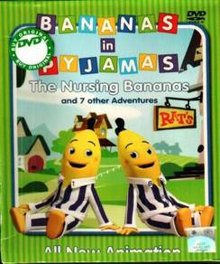 DVD Banana In Pyjamas The Nursing Bananas And 7 Ot