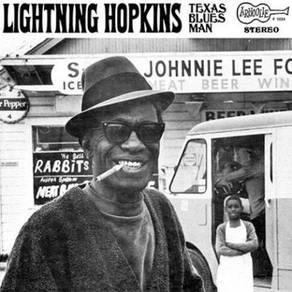 Lightnin' Hopkins Texas Blues Man 180g LP