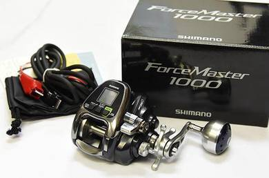 (NEW) SHIMANO FORCEMASTER 800 ~ 9000 Force Master