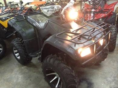 ATV Motor 300cc new kl kuala Lumpor